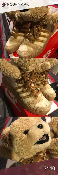 Adidas Jeremy Scott Rare size 7.5 Size 7.5 Rare Shoes Sneakers