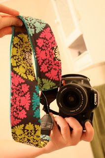 Mr. & Mrs. Phillips: Camera Strap Covers