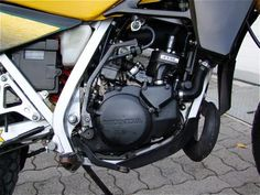 Honda MTX 125 engine