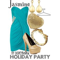 """""""Jasmine"""" by lalakay on Polyvore"""