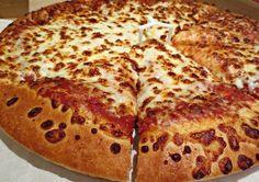 O segredo revelado: Massa da PIZZA HUT (receita para idiotas)   SOS Solteiros