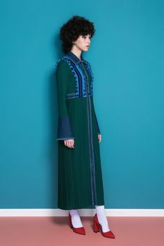 Heohwan Simulation Fall 2016 Ready-to-Wear Collection Photos - Vogue