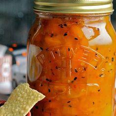 The Crafty Larder: Pumpkin Chutney recipes pumpkin Chutneys, Sauce Salsa, Home Canning, Larder, Canning Recipes, Jam Recipes, Jelly Recipes, Curry Recipes, Gourmet