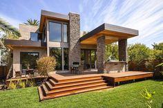 Model Teras Rumah Minimalis Batu Alam Paling Istimewa - Wah, kembali lagi bersama Live Desain yang akan memberikan beberapa contoh desain teras rumah modern masa kini. Bagi sebagian orang mungkin teras rumah sangatlah penting mengingat teras juga merupakan look dari rumah, dimana teras yang bagus juga akan membuat rumah tampak bagus dari luar. Lalu desain