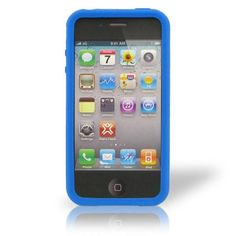 Xtrememac Tuffwrap Silicone Case for iPhone 4-4S