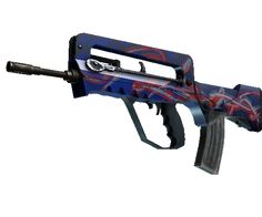 FAMAS Afterimage