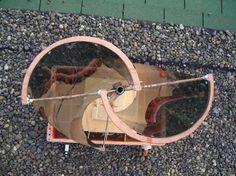 Resultado de imagen para aerogeneradores de eje vertical savonius