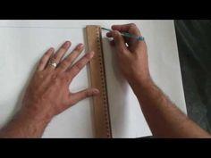 Como reproduzir em tamanho real moldes da MARLENE MUKAI - YouTube