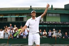 @SI_Tennis  Who is Sam Querrey? Get to know the 28-year-old American quarterfinalist who beat Djokovic http://on.si.com/29qygQl