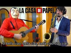 BELLA CIAO - La Casa de Papel (Saxophone Cover) - YouTube Accordion Music, Youtube, Bella, Cards, Paper Envelopes, Musica, Map, Youtubers, Youtube Movies