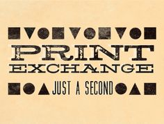 Printmaking Exchange