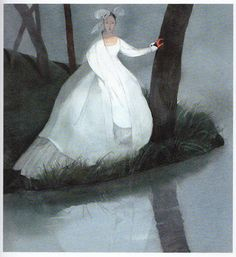 "Lisbeth Zwerger  ""Swan Lake"""