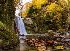 Casoca waterfall by Ovidiu Caragea on Fantasy Places, Tourist Places, What A Wonderful World, Wonders Of The World, Cool Pictures, Waterfall, City, Nature, Outdoor