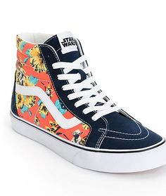 0664a2a2df2414 Details about VANS x STAR WARS Sk8-Hi Reissue Mens Shoes (NEW) Yoda Aloha  ALL SIZES Free Ship