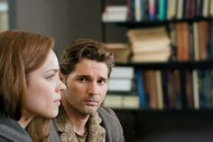 The Time Traveler's Wife (2009). Special Collections Librarian Henry DeTamble (Eric Bana), who works at the Newberry Library in Chicago, has a genetic disorder that causes him to involuntarily travel through time. He occasionally returns to work nude from a time trip. He is approached by 20-year-old Clare Abshire (Rachel McAdams) who knows and loves him since she met him at age six. Carly Street is a librarian, and Bart Bedford is a library researcher. http://www.imdb.com/title/tt0452694/