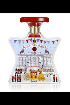 """Bond no. 9 have launched a new Limited Edition fragrance called London Celebration, celebrating the Diamond Jubilee of Queen Elizabeth: """"Exclusive to Harrods, Bond No. Bond, Coco Chanel, Beautiful Perfume, Fragrance Parfum, Luxury Beauty, Queen Elizabeth Ii, Luxury Gifts, Smell Good, Harrods"""