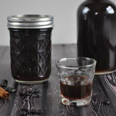 Spiced coffee liqueur - just like kahlua only yummier and so easy to make