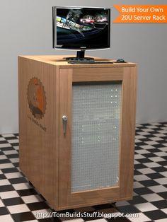 DIY Server Rack Plans