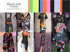 Catwalk Print & Pattern Trend Report Spring/Summer 2015   Patternbank
