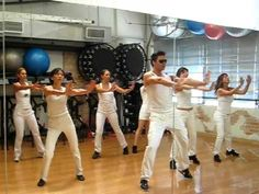 BAD ROMANCE- Lady Gaga. FIT Dance Class at Clube3 Academia, São Paulo. Juno AG. and students. - YouTube