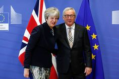 11th Hour #Upset to #Brexit Deal #Complicates Life for Theresa May...