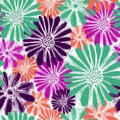 Be Diff - Estampas florais | Floral_09 by Oliver