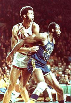 Jabbar vs. Nate Thurmond