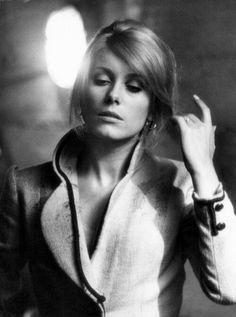 Catherine Deneuve #cinema