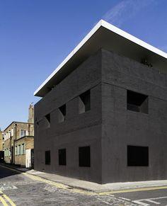 Designed in Hackney: Dirty House by David Adjaye