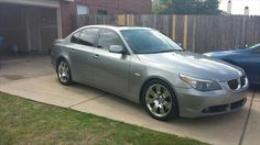 2006 BMW 5 Series #PartingOut HIT ON DRIVER SIDE REAR EVERYTHING ELSE IS GOOD