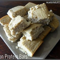 When life gives you lemons, make lemon #protein bars with our delicious tera'swhey bourbon vanilla powder.