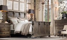 i could pin the entirety of the restoration hardware catalog...