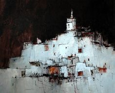 Discover more about James Somerville and purchase his recent paintings . McAuley Fine Art specialises in Comtemporary Art from Scotland Abstract Landscape Painting, Landscape Art, Landscape Paintings, Abstract Art, Landscapes, Modern Artwork, Contemporary Paintings, Watercolor Books, Building Painting