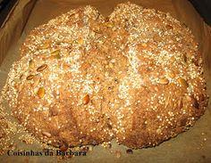 Receita de Pão 100% Integral de Grãos e Sementes muito bom!!! Esse é um pão muito gostoso e saudável! De consistência massuda, ...