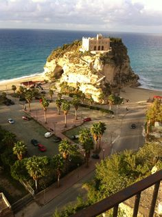 The closed castle of Tropea