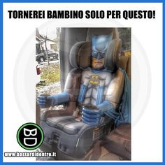 Batman è sempre #batman! #perfettamentebastardidentro #bastardidentro www.bastardidentro.it