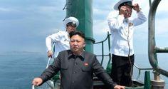 Diario En Directo: Vídeo↔Un submarino nuclear de EE.UU. ha llegado a ...
