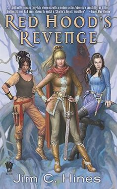 Wars may end. But vengeance is forever.  Roudette's story was a simple one. A red cape. A wolf. A hunter. Her mother told her she would be safe, so long as she kept to the path. But sometimes the path leads to dark places. Roudette is the hunter now, an assassin known throughout the world as the Lady of the Red Hood. Her mission will take her to the country of Arathea and an ancient fairy threat. At the heart of the conflict between humans and fairies stands the woman Roudette has been hired…