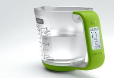 Smart Measure Cup digital