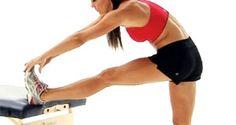 Hamstring Strain Stretching Exercises