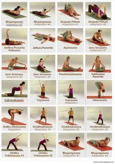 Different types of yoga Svaroopa Yoga