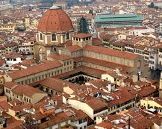 San Lorenzo, Florence / Filippo Brunelleschi.