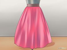 How to Make a Skirt - three ways to make a skirt: maxi, circle, gathered