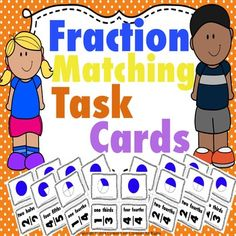 Fraction Matching. This product challenges students to match visual fractions with their numerical match.This activity is great for independent work or teacher table work. There are a total of 44 different fractions for students to work with.Fractions included are:*2/2, 1/2, 3/3, 2/3,1/3, 4/4, 3/4, 2/3, 1/3, 5/5, 4/5, 3/5, 2/5, 1/5, 6/6, 5/6, 4/6, 3/6, 2/6, 1/6, 7/7, 6/7, 5/7, 4/7, 3/7, 2/7, 1/7, 8/8, 7/8, 6/8, 5/8, 4/8, 3/8, 2/8, 1/8, 9/9, 8/9, 7/9, 6/9, 5/9, 4/9, 3/9, 2/9, 1/9.