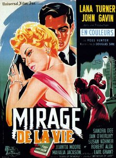1959 Film Dramatique Douglas SIRK