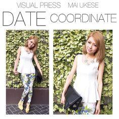 .@murua_official | VISUAL PRESS @ukesemai 's coordinate #MURUA #fashion #shoes #coordinate | Webstagram - the best Instagram viewer