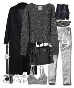 """""""Untitled #18515"""" by florencia95 ❤ liked on Polyvore featuring Non, Abercrombie & Fitch, Forzieri, Aerie, Rebecca Minkoff, J.Crew, Zimmermann, Prada, women's clothing and women's fashion"""