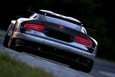 2013 SRT Viper GTS-R..