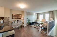 Brookfield Residential - Michelangelo - The Orchards Show Homes