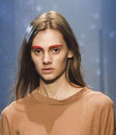Le look punk tribal du défilé Vivienne Westwood